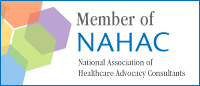 Member of National Association of Healthcare Advocacy Consultants